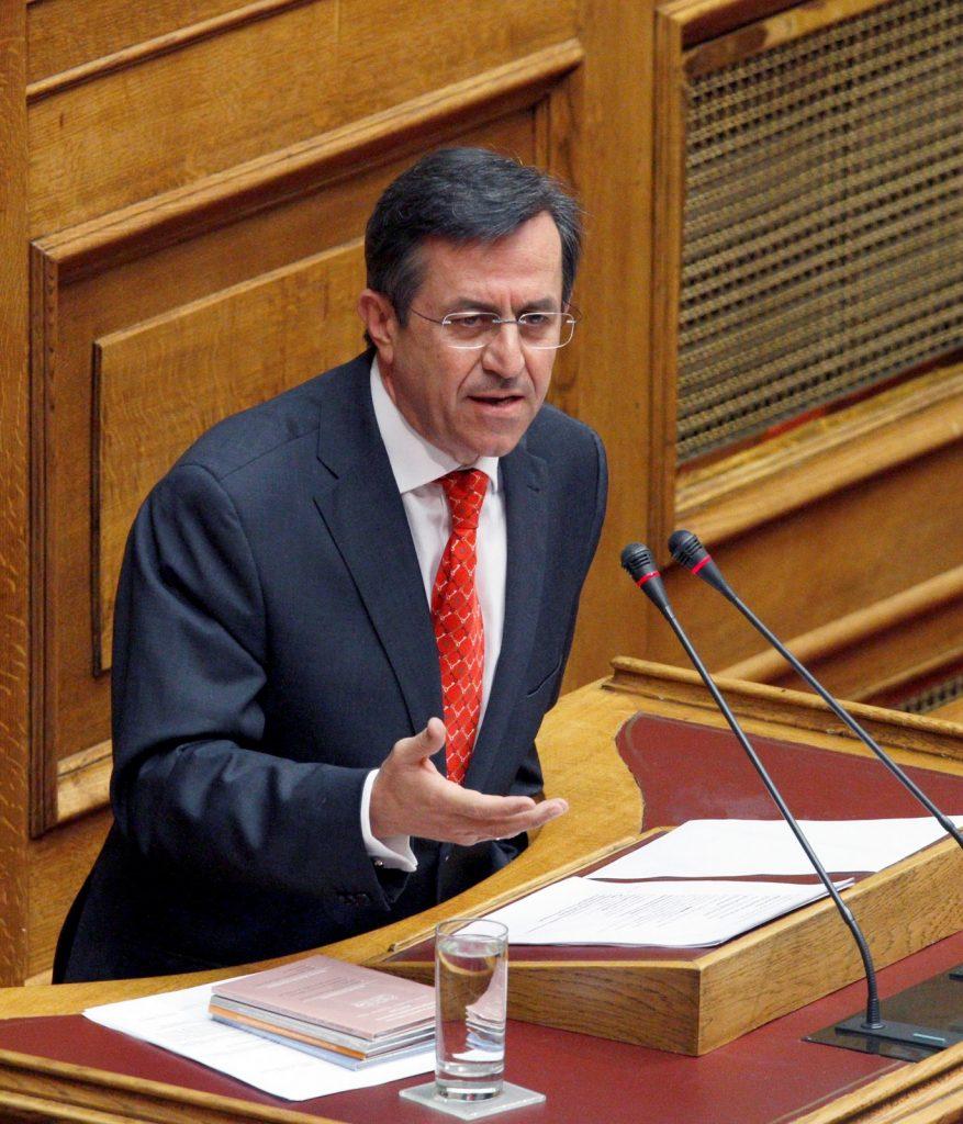 """Νικολοπουλος: Πως θα επιβιώσουμε όταν πάψει το  """" μένουμε σπίτι"""";"""